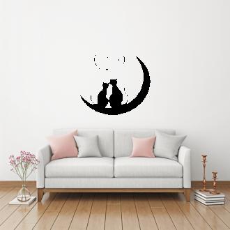 Kočičky na měsíci
