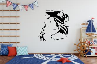Pirátka hlava
