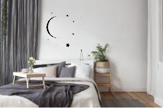 Měsíček s hvězdičkama