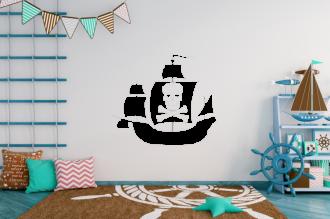 Pirátská loď 2
