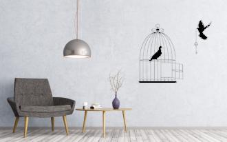 Ptáčci v kleci 2