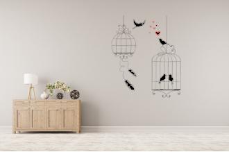 Ptáčci v kleci