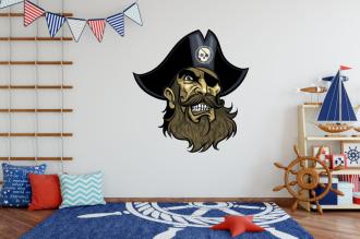 Pirátská tvář