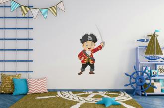 Chlapeček pirát