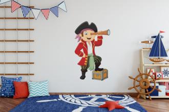 Pirát s dalekohledem