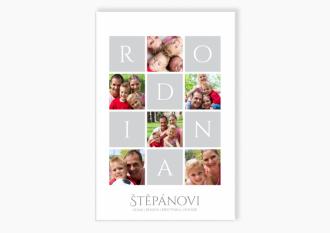 Fotoobraz rodina