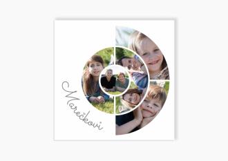 Rodinný fotoobraz 3 generace