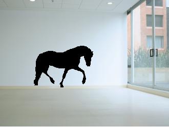 Samolepka na zeď Kůň 1
